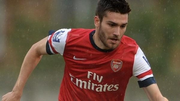 Genç Arsenal'liden muhteşem gol