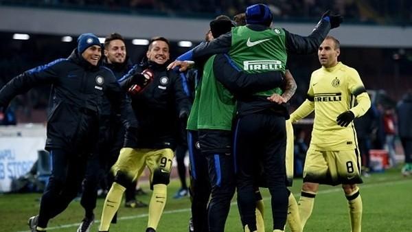 Inter yarı finalde!