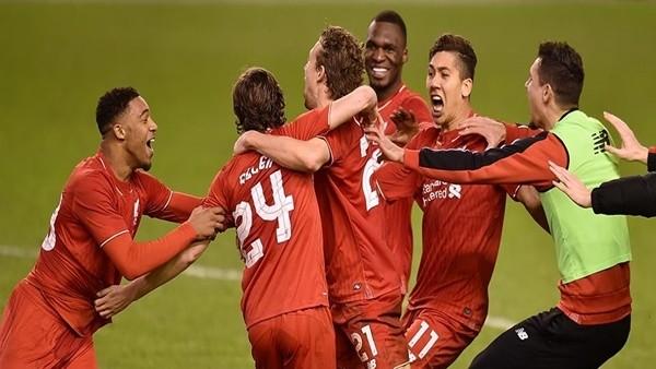 Liverpoollu gençten 4x4'lük gol