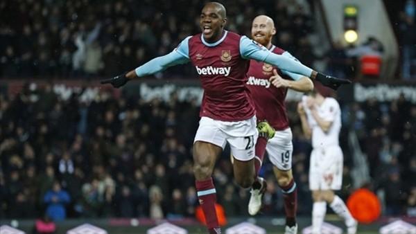 Ogbonna'nın Liverpool'a attığı son dakika golü (Tribün çekimi)