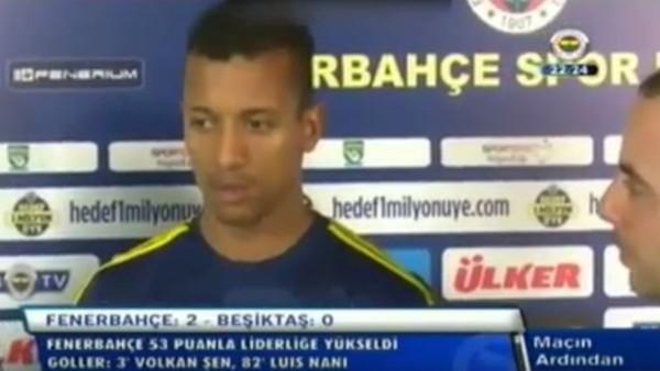 Fenerbahçeli futbolcuların maç sonu açıklamaları