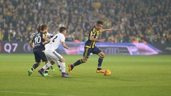Fenerbahçe 2-0 Beşiktaş - Maç Özeti (29.02.2016)