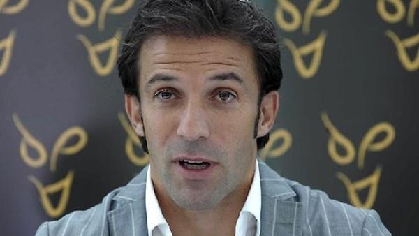 Del Piero'dan tango şov