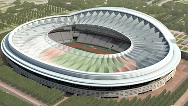 Atletico Madrid'in yeni stadyumu