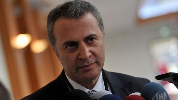 Fikret Orman: 'Yeni stadın açılışı ertelenmeyecek'