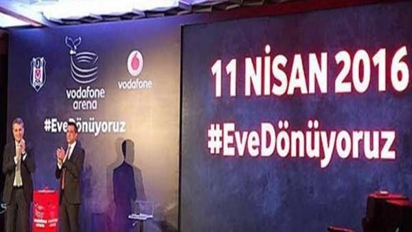 Beşiktaş'ın Eve Dönüş Tarihi Belli Oldu