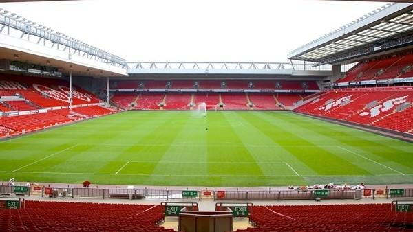 Liverpool'un stadı yenileniyor