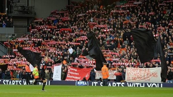 Muhteşem Liverpool tarattarı
