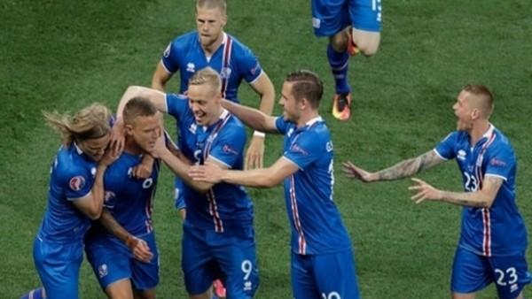 İzlanda'lı spikerin sevinç çığlıkları