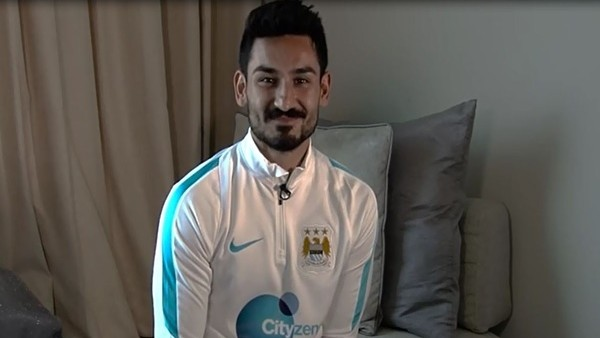 İlkay Gündoğan, Manchester City'e transfer oldu