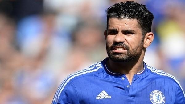 Diego Costa agresif başladı!