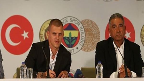 Skrtel resmen Fenerbahçe'de