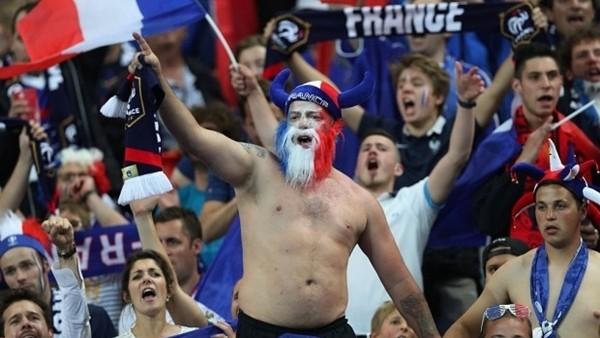 Fransa'nın viking sevinci