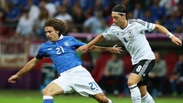 Almanya 1-2 İtalya (2012 Avrupa Şampiyonası Özeti)