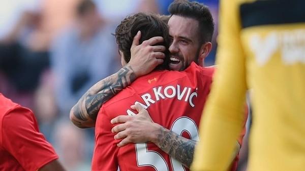 Markovic İngiltere'yi sallıyor