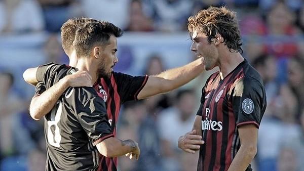 Bordeaux 1-2 Milan (Maç Özeti)