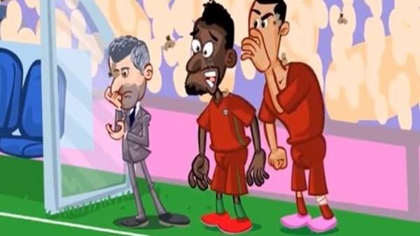 EURO 2016 finali animasyon film oldu