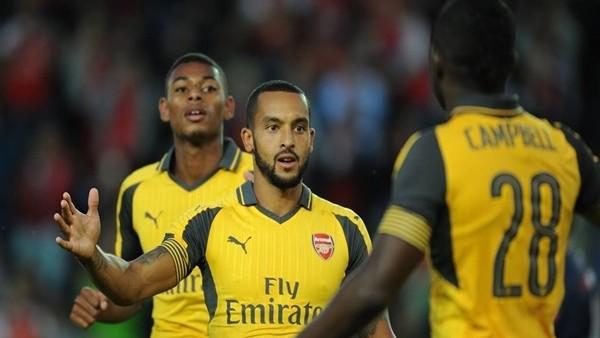 Arsenal gol oldu yağdı!