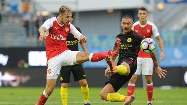 Arsenal 3-2 Manchester City (Maç Özeti)