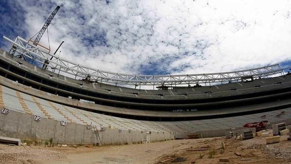 Atletico Madrid'in yeni evi göz kamaştırdı