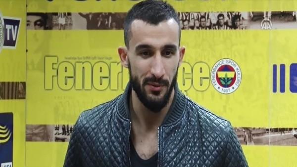 Mehmet Topal penaltı pozisyonunu anlattı