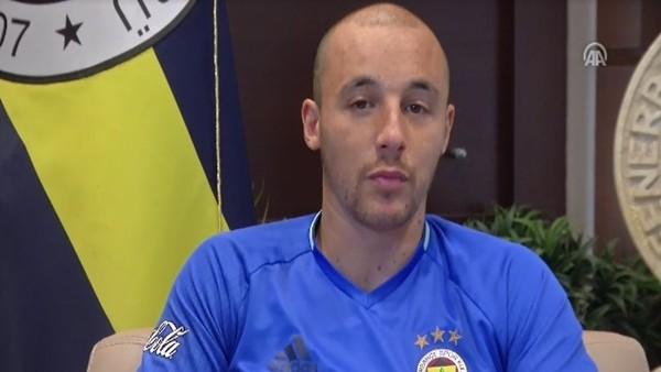 Aatif Chahechouhe: 'Şampiyonluk rakibimiz Beşiktaş'