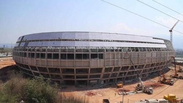 Kocaeli Stadı'nda sona yaklaşıldı