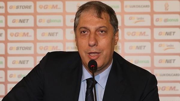 Levent Nazifoğlu: 'Serdar Aziz derbide iyi oynadı'