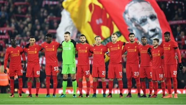 Liverpool'dan anlamlı mesaj