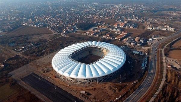 Sakaryaspor'un yeni stadında sona yaklaşıldı