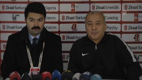 Recep Bayık: 'Bu maç bizim için çok önemliydi'