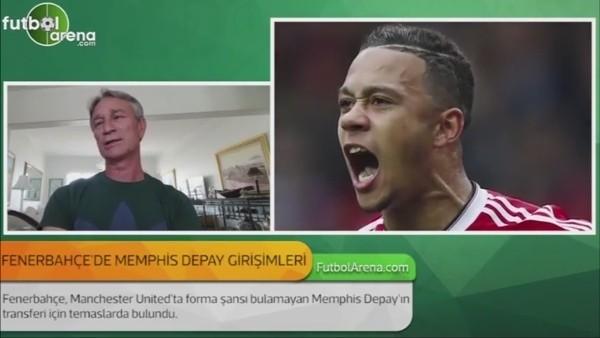 Muhsin Ertuğral: 'Memphis Depay, Fenerbahçe için hayırlı transfer olur'