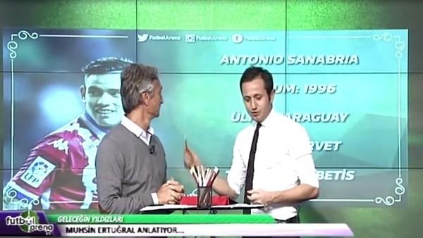 Antonio Sanabria kimdir?