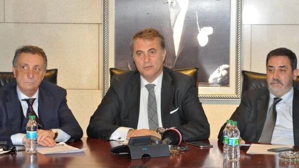 Beşiktaş yönetim kurulu toplantısı