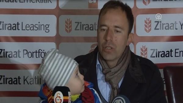 Serdar Sabuncu: 'Adımıza yakışır bir mücadele sergiledik'