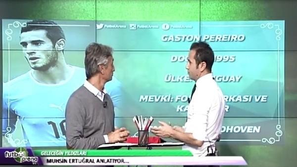Gaston Pereiro kimdir?