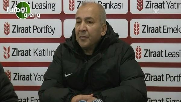 Amed Sportif Teknik Direktörü Recep Bayık'ın açıklamaları