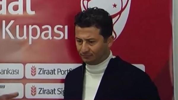 Metin Ersan: 'Futbolcularımı alnından öptüm'