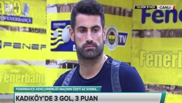 Volkan Demirel'in Gençlerbirliği maçı sonrası açıklamaları