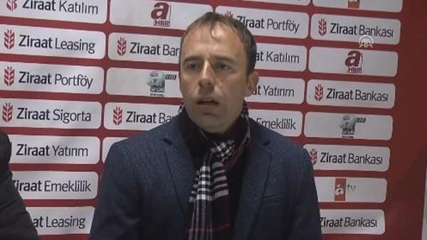 Serdar Sabuncu: 'Futbolun doğrularını ortaya koyduk'