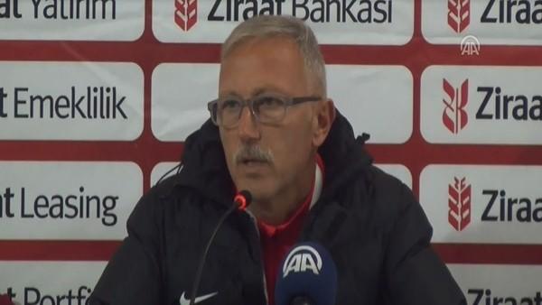 Erkan Bölükbaşı: 'Basit hatalar yaptık'