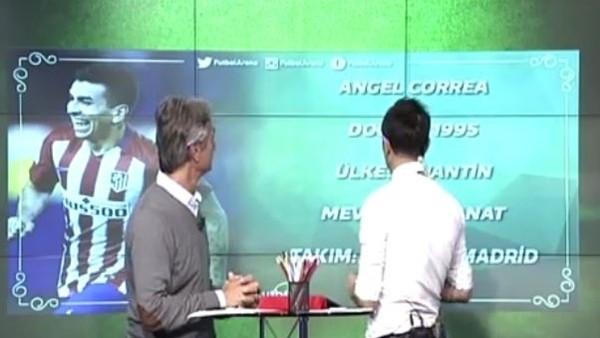 Atletico Madrid forması giyen Angel Correa kimdir?