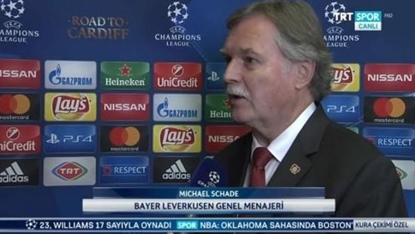 Michael Schade: 'Hakan Çalhanoğlu'na teklifler var'