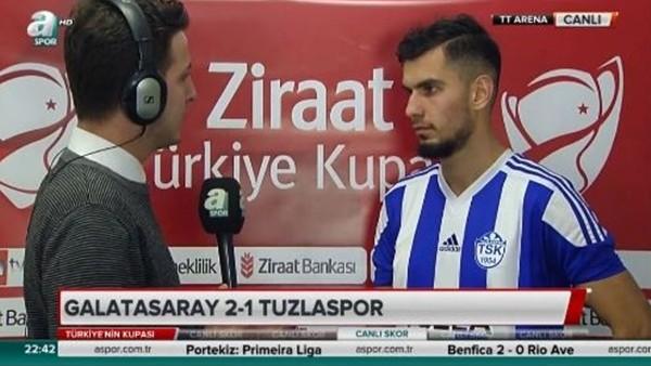 Ozan Papaker: 'İyi futbol oynadığımızı düşünüyorum'