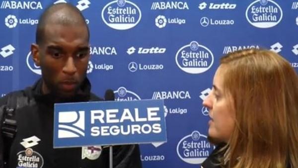 Babel, Deportivo'ya veda etti
