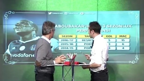 Muhsin Ertuğral: 'Aboubakar, Beşiktaş'a adapte olacak'