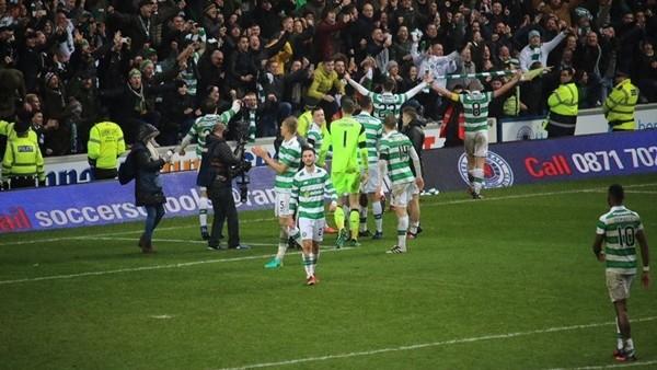 Glasgow Rangers 1-2 Celtic (Maç Özeti)