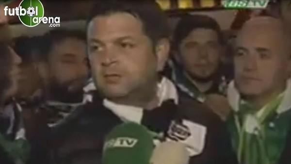 'Beşiktaş ve Bursaspor arasındaki husumet bitmiştir'