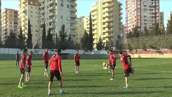 Adanaspor'da Kasımpaşa maçı hazırlıkları