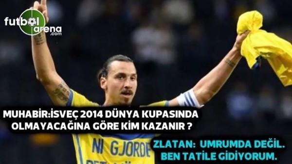 Bir futbolcudan ötesi; Zlatan Ibrahimovic!